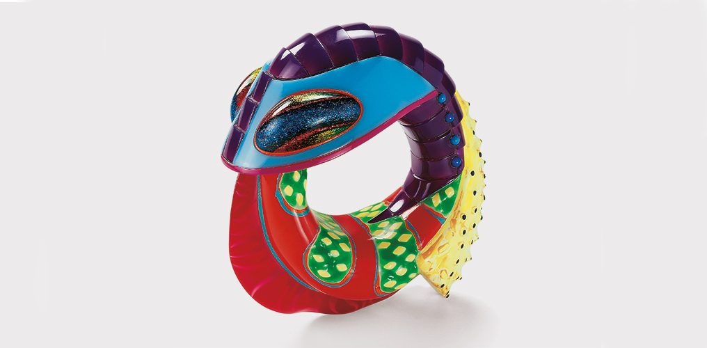 Bracelet, Peter Chang, Glasglow, 1998, photo Rüdiger Flöter