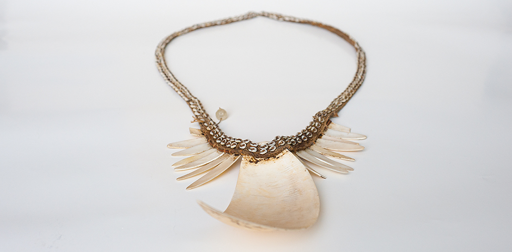 Necklace, Neu Guinea, the Herion collection, photo Petra Jaschke